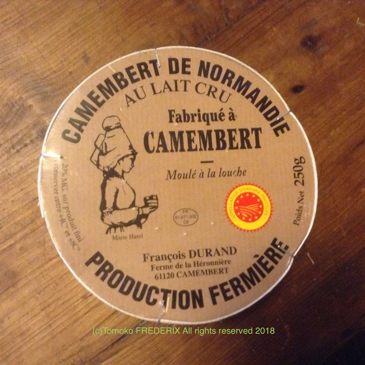 camembert DURAND