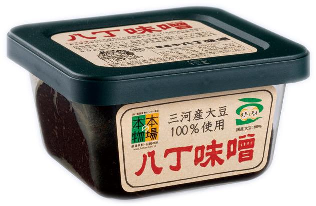 三河産大豆の八丁味噌 2011
