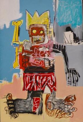 Jean-Michel BASQUIAT Untytled , 1982 Collection particulière