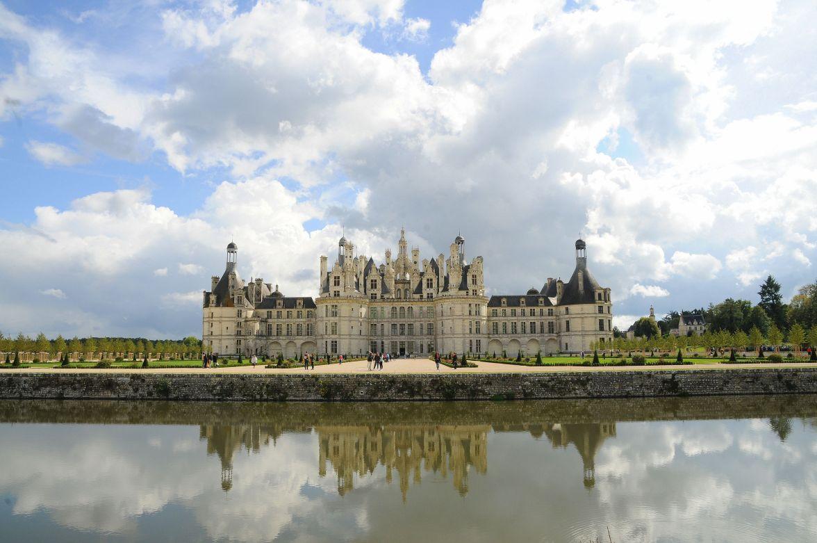シャンボール城Château de Chambord© Sebastien Rio